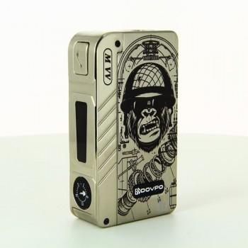 Box Mod M VV Silver Monkey Dovpo