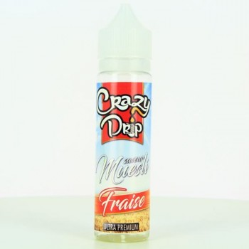 Muesli Fraise Crazy Drip 50ml 00mg