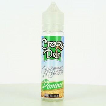 Muesli Pomme Crazy Drip 50ml 00mg