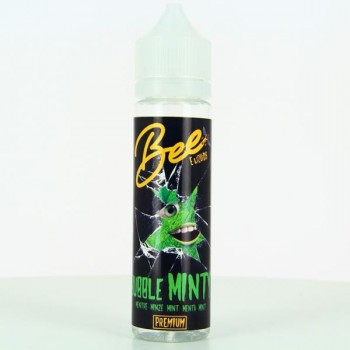 Bubble Mint ZHC Mix Series Bee E Liquids 50ml 00mg