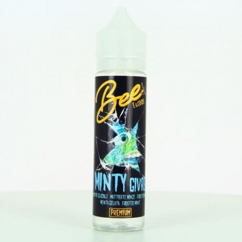 Minty Givre ZHC Mix Series Bee E Liquids 50ml 00mg