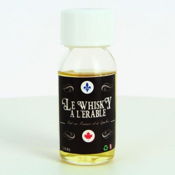 Whisky a l'erable ZHC Mix Series Mighells Finest 50ml 00mg