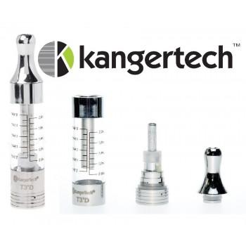 Clearomizer Kanger T3D (lot de 5)