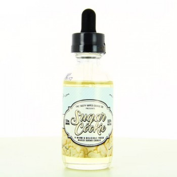 Sugar Cookie ZHC Mix Series The Tasty Vapes Cookie Co. 50ml 00mg