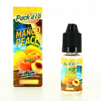 Mango Peach Concentre Pack à l'Ô 10ml