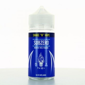 Subzero ZHC Mix Series Halo 50ml 00mg