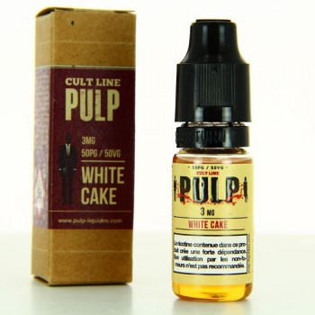 White Cake Pulp Cult 10ml