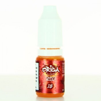 Booster Tiger Origa 10ml 18mg