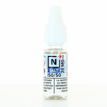 Booster 50/50 Nic Salts Belgium Deevape by Extrapure 10ml 20mg