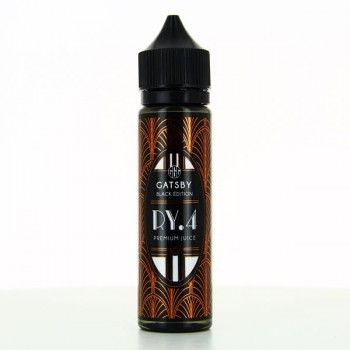 RY.4 ZHC Mix Series Gatsby 50ml 00mg