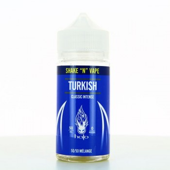 Turkish ZHC Mix Series Halo 50ml 00mg