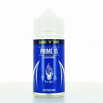 Prime 15 ZHC Mix Series Halo 50ml 00mg