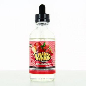Cran Apple Juice Loaded ZHC Mix Series Ruthless 100ml 00mg