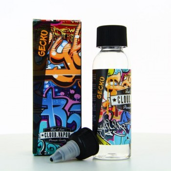 Gecko Shake and Vape 50ml 00mg