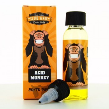 Acid Monkey Shake and Vape Cloud Vapor 50ml 00mg