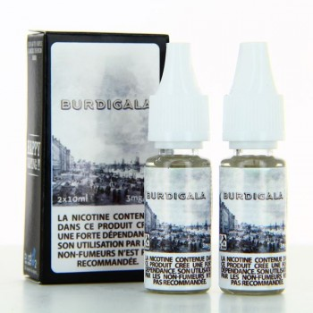 Burdigala Bordo2 Premium 2X10ml 00mg
