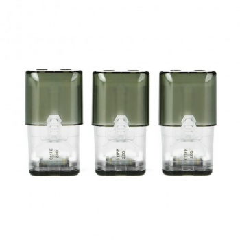 Pack de 3 Pods 0.9ml 2 Ohm IShare Suorin