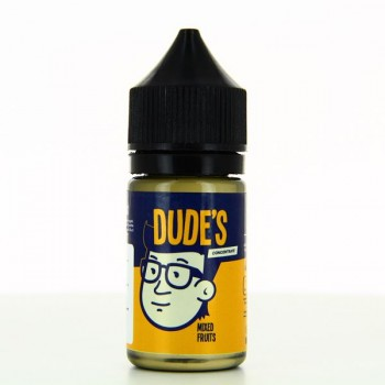 Mixed Fruits Concentre Dude s 30ml