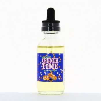 Crunch Time Blueberry ZHC Mix Series California Vaping Co 50ml 00mg