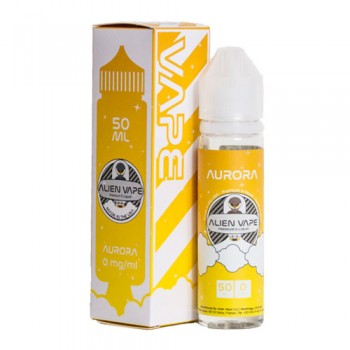 Aurora ZHC Mix Series Alien Vape 50ml 00mg