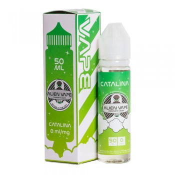 Catalina ZHC Mix Series Alien Vape 50ml 00mg