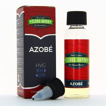 Azobe Shake and Vape Cloud Vapor 40ml 00mg