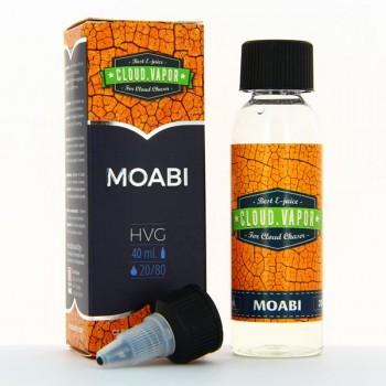 Moabi Shake and Vape Cloud Vapor 40ml 00mg