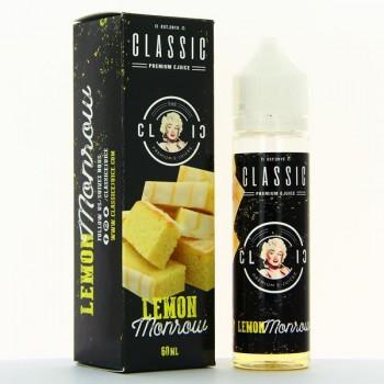 Lemon Monrow The Clic Classic E Juice 50ml 00mg