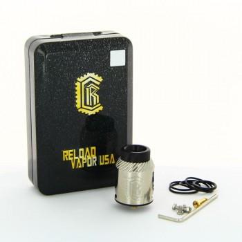 Reload 24 BF RDA Silver Reload Vapor