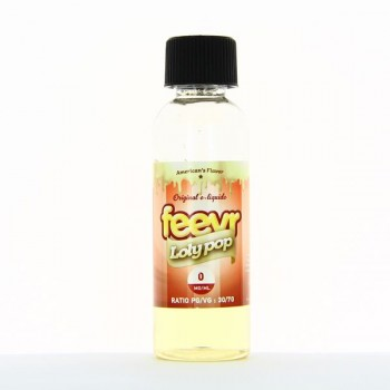 Loly Pop Feevr Savourea 50ml 00mg