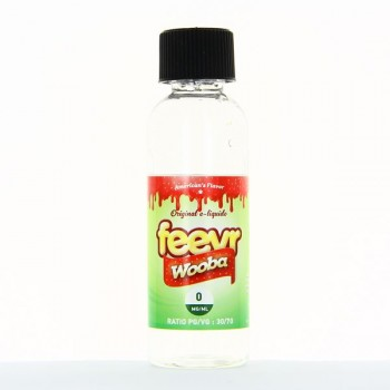 Wooba Feevr Savourea 50ml 00mg