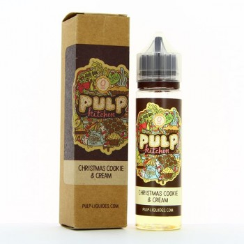 Christmas Cookie and Cream Pulp Kitchen 50ml 00mg