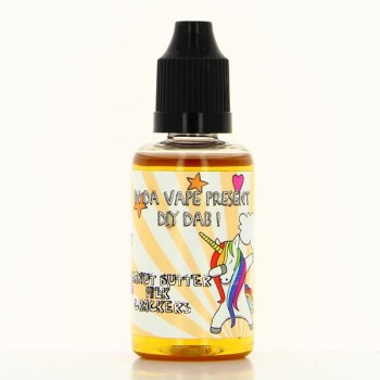 Peanut Butter Milk Crackers Concentre Diy Dab In Da Vape 30ml 00mg