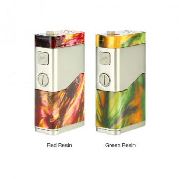 Box Luxotic NC 250W 20700 Resin Wismec