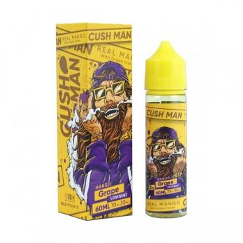 Mango Grape Cush Man Series Nasty Juice 50ml 00mg