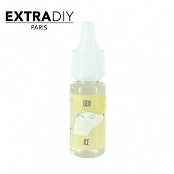 God Ice Aromes Extradiy Extrapure 10ml