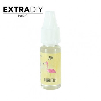 Lady Bubble Gum Aromes Extradiy Extrapure 10ml