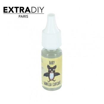 Baby Vanilla Cupcake Aromes Extradiy Extrapure 10ml
