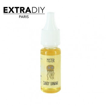 Miss Candy Banana Aromes Extradiy Extrapure 10ml