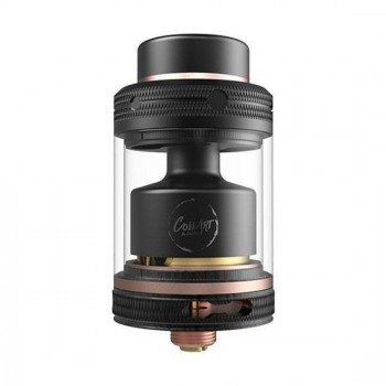 Mage RTA V2 Black-Rose-Golden CoilArt