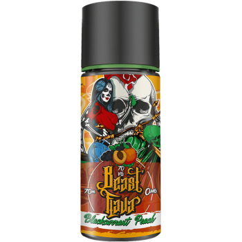 Blackcurrant Peach Beast Flava 70ml