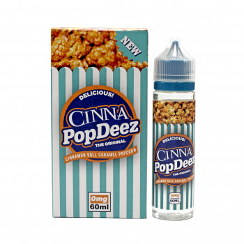Cinna Pop Deez Steep Vapor 50ml 00mg