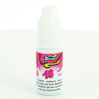 Numero 16 EliquidFrance Sweet Cream 10ml