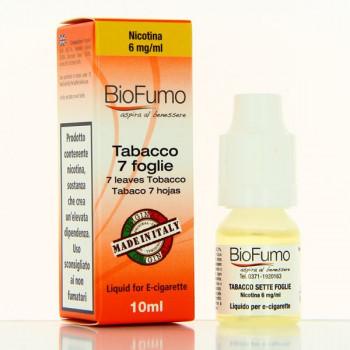 Tabaccoso 7 Foglie Italia BioFumo 10ml