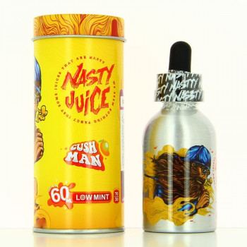 Cush Man Nasty Juice 50ml 00mg