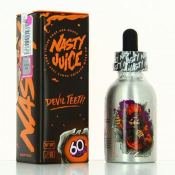 Devil Teeth Nasty Juice 50ml 00mg