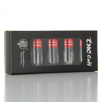 2 Coils 3-core Fused Clapton Ni80 (28gaX3+36ga) Thunderhead