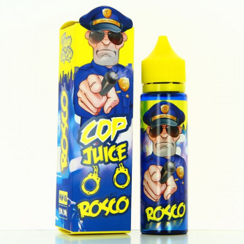 Rosco Cop Juice EliquidFrance 50ml 00mg