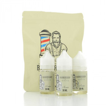 Avorio ZHC Mix Series Barbershop Vape Co 3X25ml 00mg
