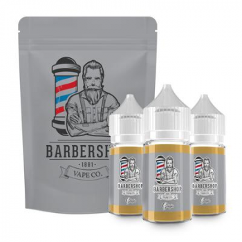 Grigio ZHC Mix Series Barbershop Vape Co 3X25ml 00mg